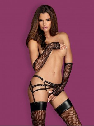 Obsessive Lingerie: the Adventures garter belt