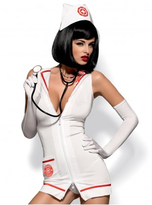 Obsessive Lingerie: Emergency costume infermiera