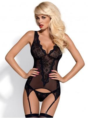 Obsessive Lingerie: Emperita corsetto