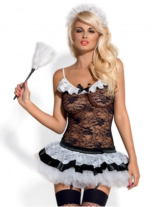 Obsessive Lingerie: Housemaid costume cameriera