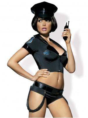 Obsessive Lingerie Police costume