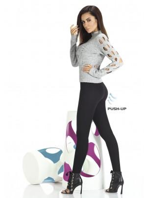 Bas Bleu: Octavia leggings in due colori